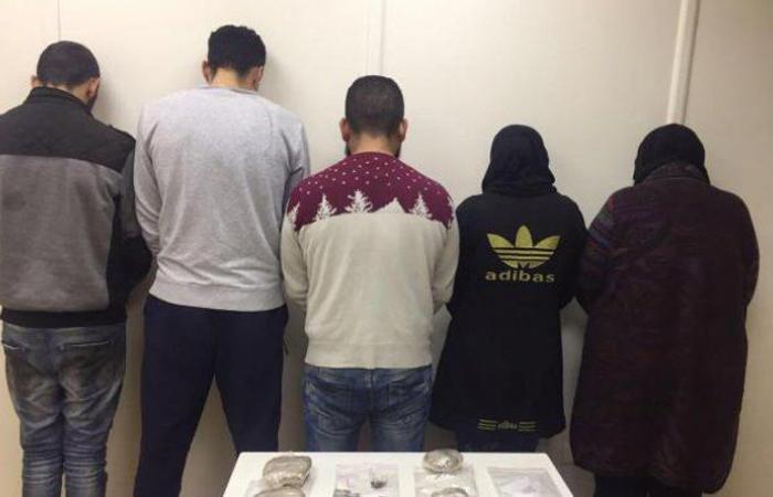 شبكة ترويج مخدّرات ضحيتها طلاب الجامعات