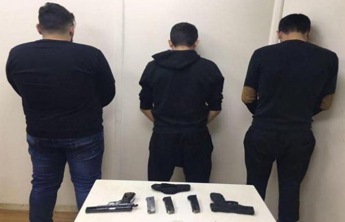 أخطر عصابات السطو المسلح في قبضة الأمن