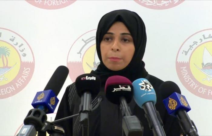 قطر تدعو لتفعيل القرارات الدولية بشأن فلسطين