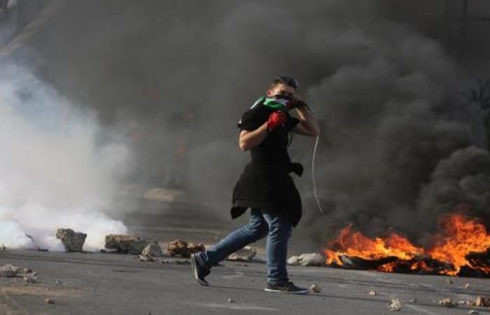 استمرار الاحتجاجات في الضفة الغربية ضد قرار ترامب