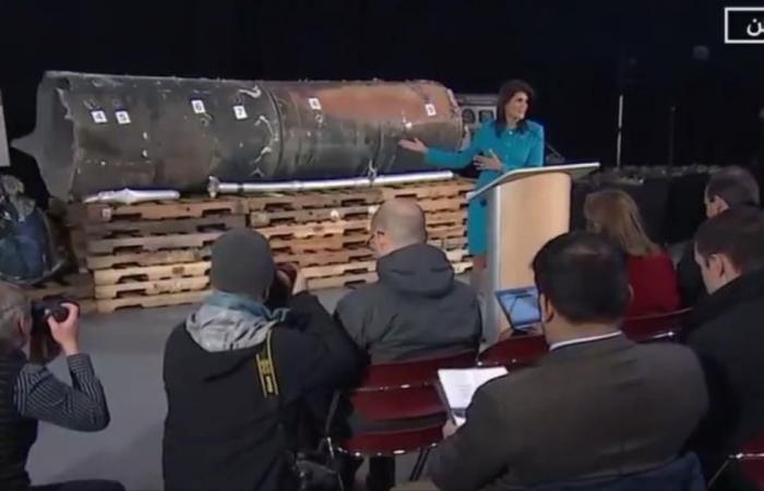 واشنطن: صواريخ الحوثيين إيرانية