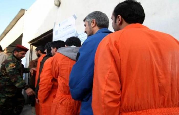 """العراق ينفذ أحكاماً بإعدام عشرات المدانين بـ""""الإرهاب"""""""