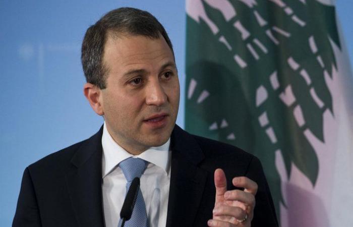 باسيل: رفعت كتابا الى الحكومة لانشاء سفارة لبنان في القدس