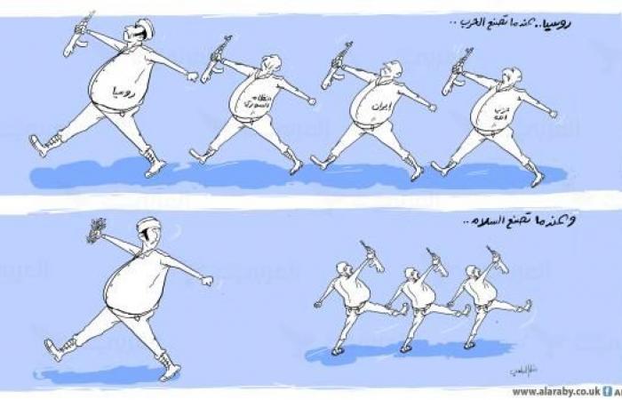روسيا في سورية بين الحرب والدبلوماسية