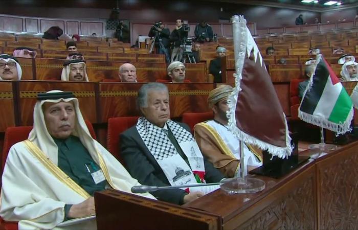 البرلمان العربي يبحث بالرباط قرار ترمب بشأن القدس