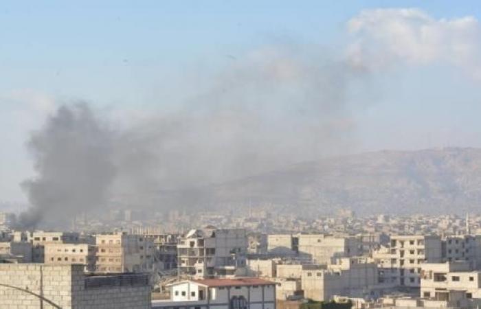 المواجهات تدفع سكان حي التضامن جنوب دمشق للنزوح