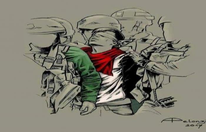 """تحية لـ""""مسامير فلسطين"""""""
