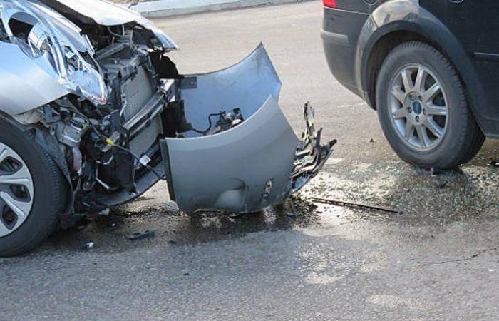 جريحان في حادث سير على طريق النبطية الفوقا
