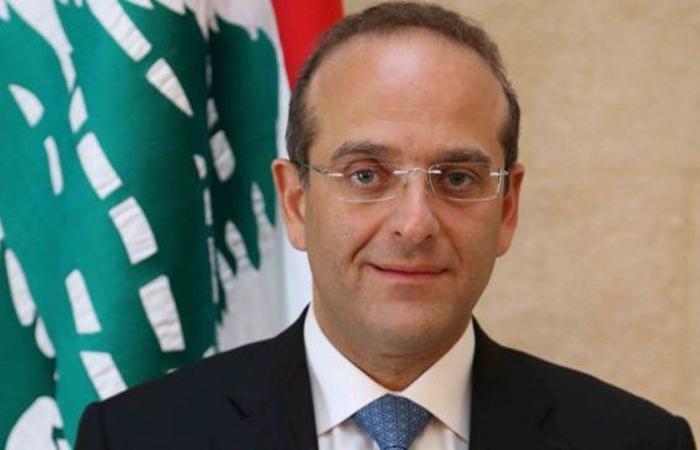 وزير الاقتصاد استقبل وفد البنك الدولي: بحثنا في مؤتمر باريس 4 ومشاريع البنى التحتية