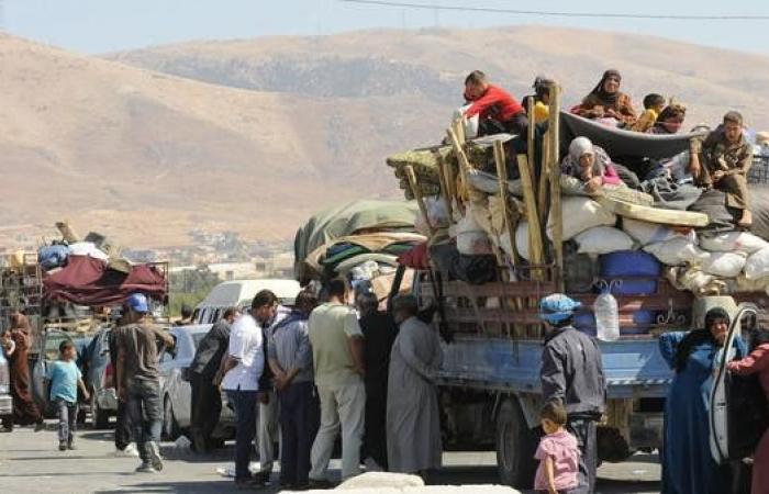 نصف اللاجئين السوريين في لبنان تحت خط الفقر