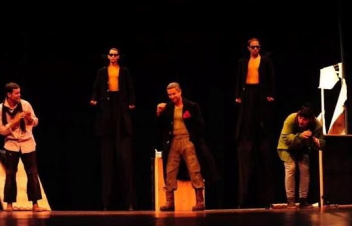 """""""الوطني للمسرح المحترف"""" يستعيد عبد الحليم رايس"""