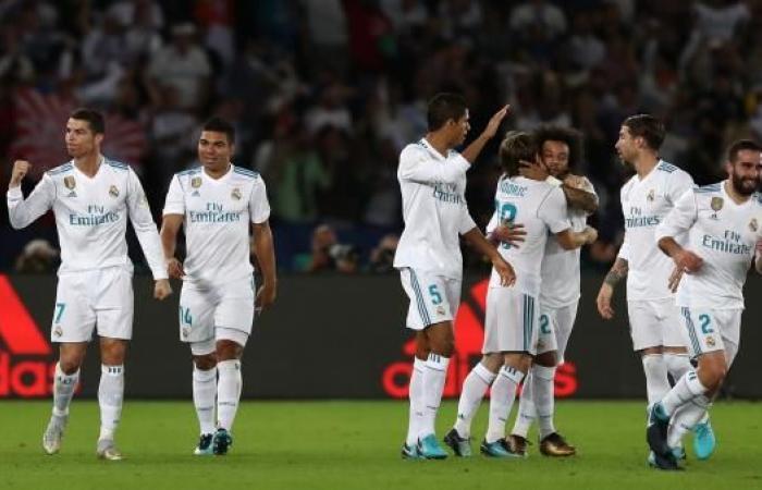 رونالدو يقود ريال مدريد إلى لقب مونديال الأندية السادس