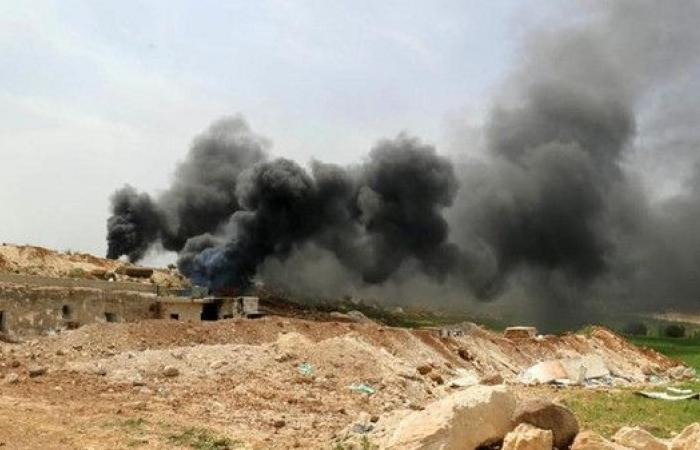 قوات الأسد تتوغل في إدلب.. إحدى مناطق الهدنة