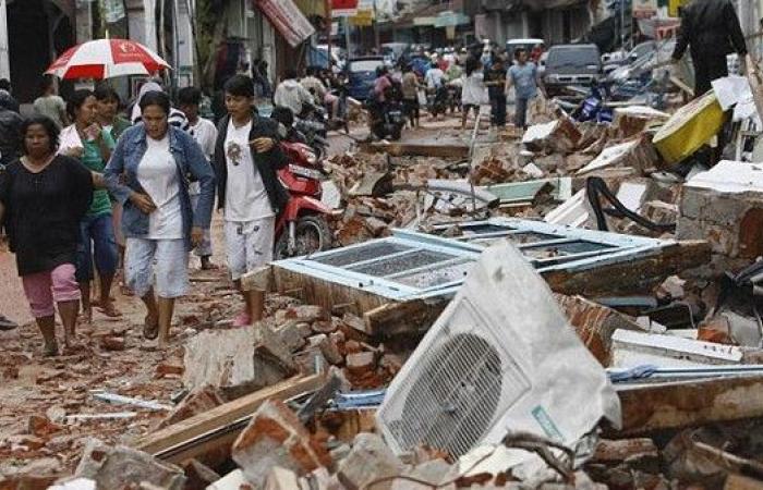 زلزال بقوة 6.5 درجة يهز جنوب إندونيسيا مخلفا 3 قتلى