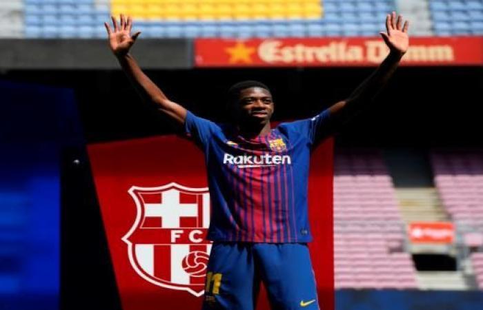 فالفيردي يحبط جماهير برشلونة بشأن عودة ديمبيلي