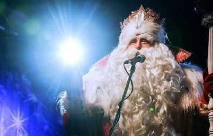 ماذا أعد بابا نويل للرئيس بوتين؟