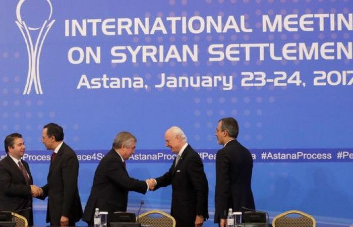 """مبعوث بوتين الخاص لسوريا: """"المعتقلون"""" على جدول أستانا 8"""