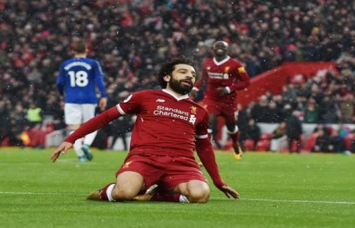 أهدافه الـ20 أدخلته تاريخ ليفربول..صلاح إلى جانب الأسطورة راش