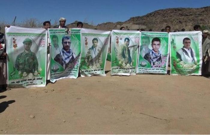 مقتل قيادي حوثي بارز في جبهة ميدي
