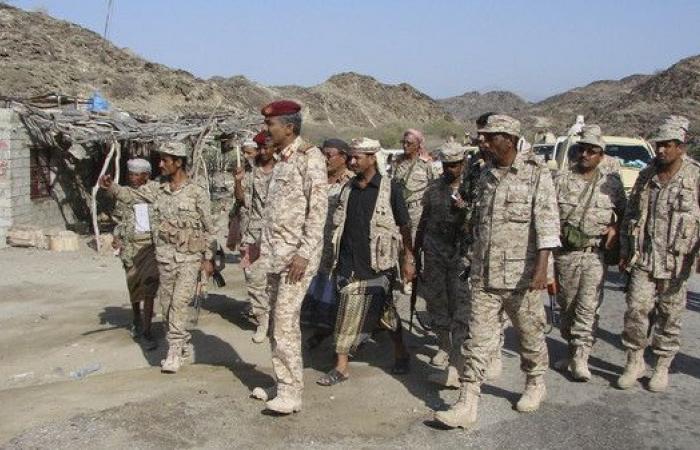 الجيش اليمني يعلن تحرير محافظة شبوة