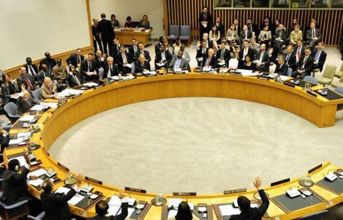"""""""مجلس الامن"""": على الأطراف اللبنانيين """"النأي بالنفس"""" عن أي صراعات خارجية"""