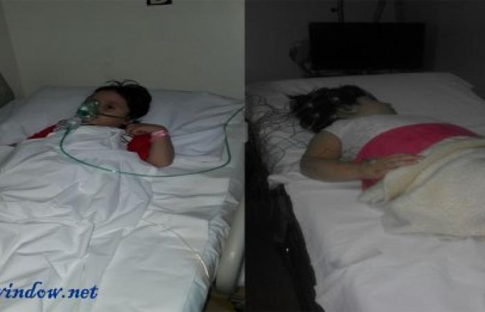 عائلة لا يدق بابَها الا المرض... وتطلب المساعدة لأولادها