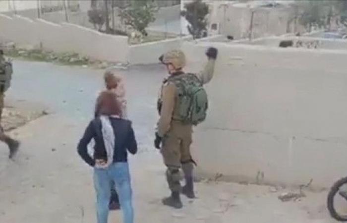 شاهد عهد الفلسطينية التي صفعت جنود الاحتلال وما حل بها