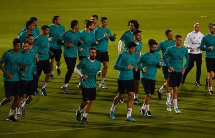 جماهير ريال مدريد تُطالب باستبعاد هذين النجمين من الكلاسيكو