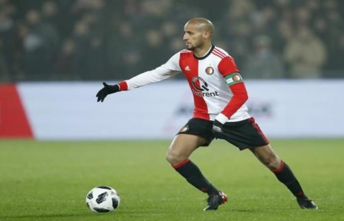 اختيار المغربي كريم الأحمدي أفضل شخصية رياضية في هولندا