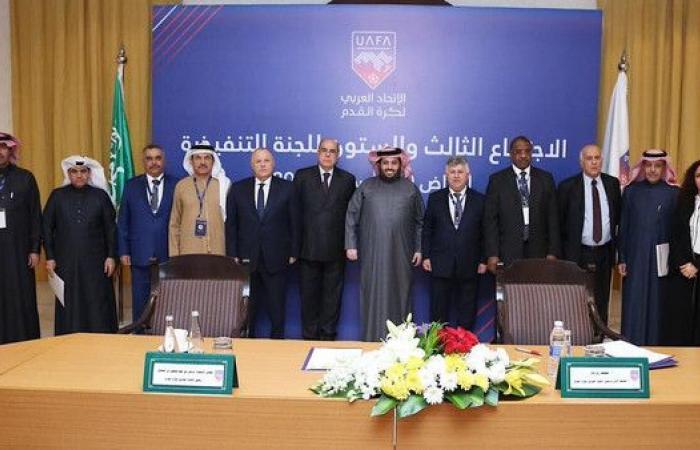 تركي آل الشيخ رئيساً للاتحاد العربي بالتزكية