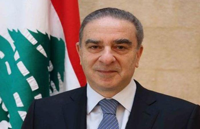 فرعون: الملف القضائي في حق مارسيل غانم لا يليق بسمعة لبنان