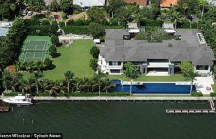 إنريكي إغليسياس يرمّم منزله بأكثر من نصف مليون دولار.. رزق بتوأم!