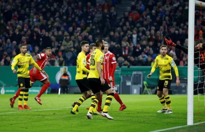 بايرن يقصي دورتموند من كأس ألمانيا