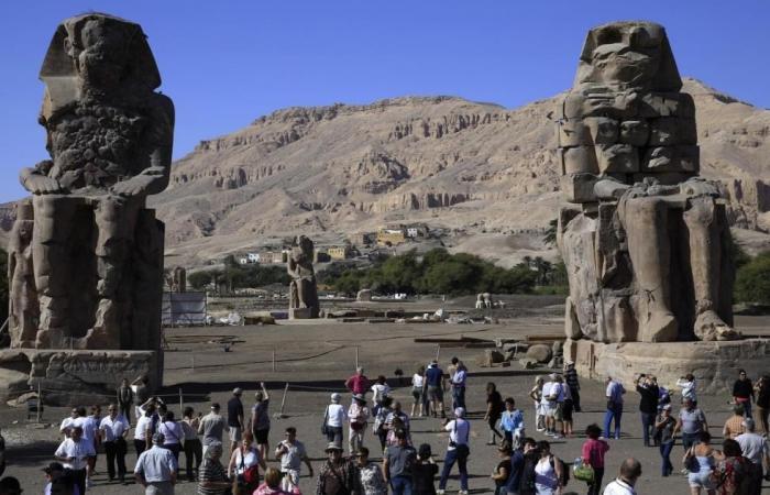 أكبر عملية تنقيب دولية عن الآثار بالأقصر المصرية