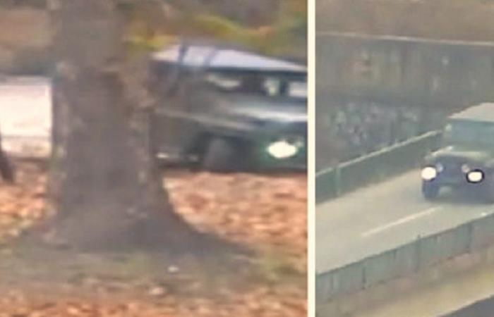 فيديو للفرار المذهل لجندي كوري شمالي انشقّ وعبر الحدود