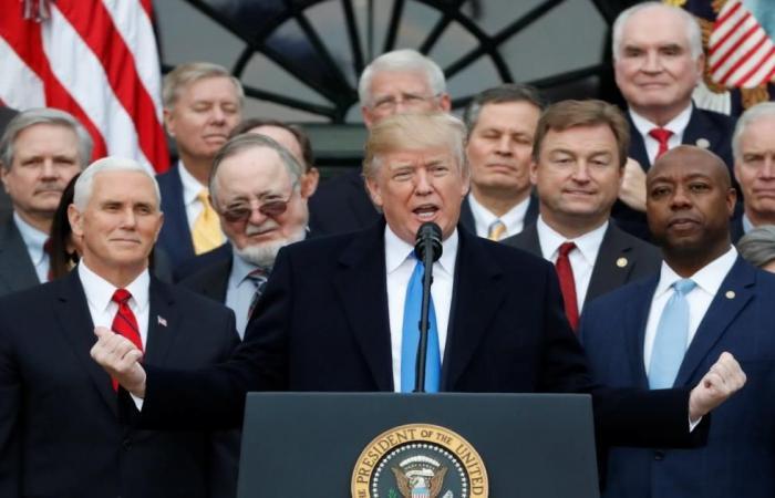 """""""النواب الأميركي"""" يقر أكبر إصلاح ضريبي وأوروبا تتخوف"""