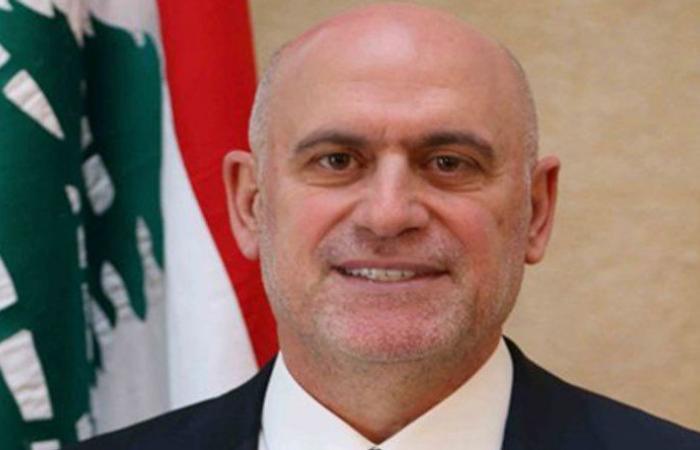 فنيانوس إلتقى القاضي فهد ورئيس بلدية القبيات
