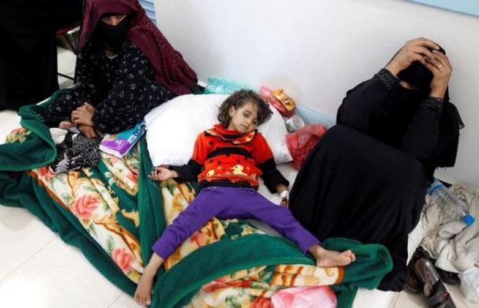 الصليب الأحمر: حالات الكوليرا في اليمن وصلت المليون