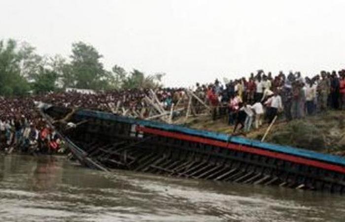 غرق عبارة تقل 251 شخصاً في الفلبين وسقوط ضحايا