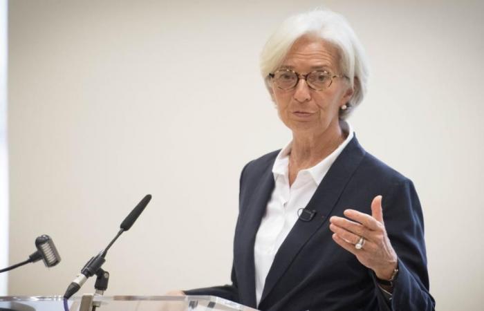 لاغارد: خروج بريطانيا من الاتحاد الأوروبي أضر باقتصادها