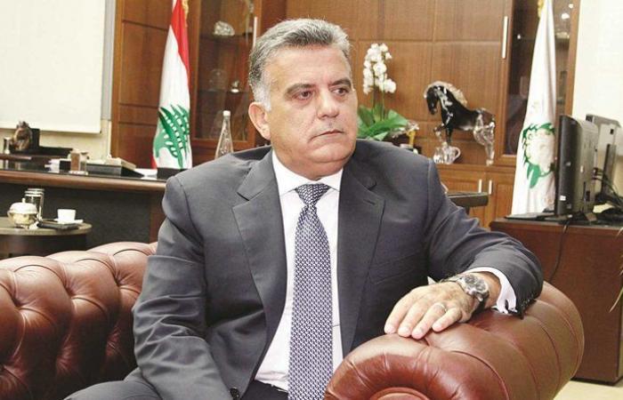 ابراهيم التقى سفير النظام السوري