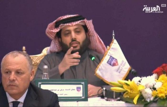 آل الشيخ: تمنيتها بالانتخاب حتى أسمع صوت قطر..لقطة ختام