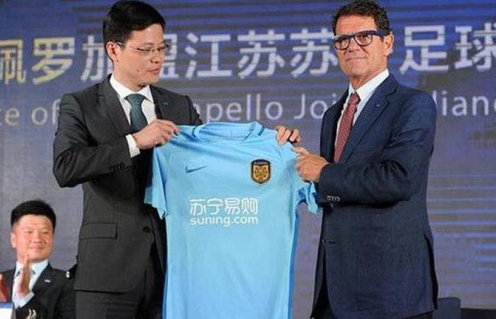 كابيلو: أحب العمل في الصين.. ولن أدرب المنتخب الإيطالي
