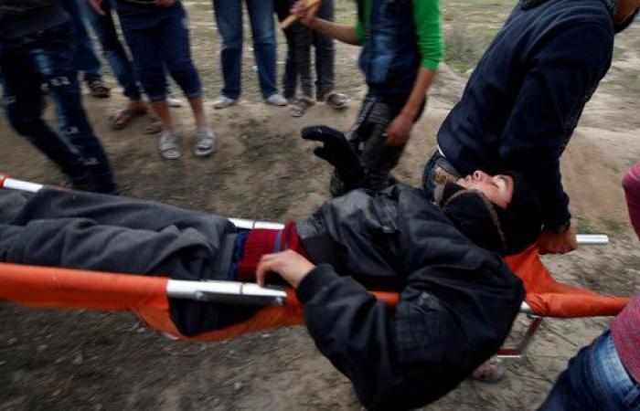 جيش الاحتلال يقتل فلسطينيين على حدود غزة