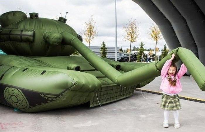 """ارتفاع الطلب العالمي على """"الأسلحة الوهمية"""""""