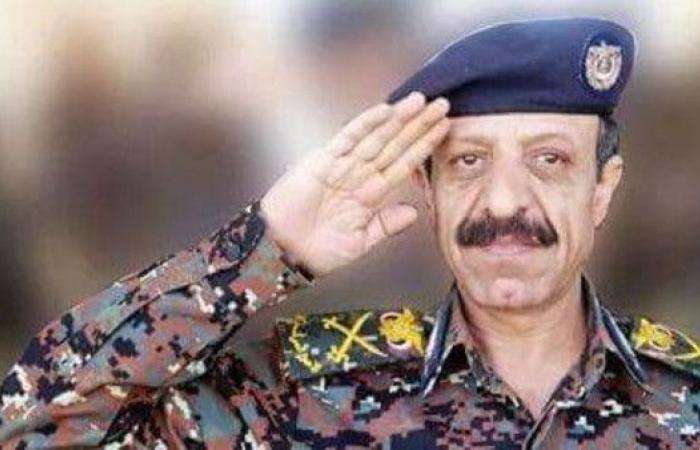 """بالصور.. قيادي أمني كبير موالي لـ""""صالح"""" يصل مأرب"""