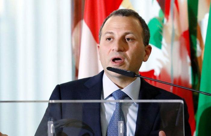 باسيل: ما يهمنا إعادة النازحين وتثبيت اللبنانيين بوطنهم