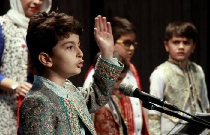 الحكواتي في إيران.. أطفال يستعيدون الشاهنامه