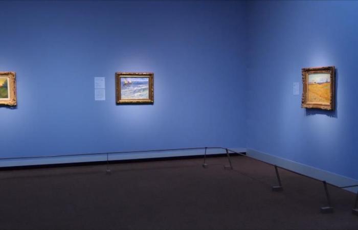 اليابان تستعيد تأثيرها في لوحات فان غوخ