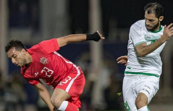 العراق يخطف التعادل من البحرين في ختام الجولة الأولى